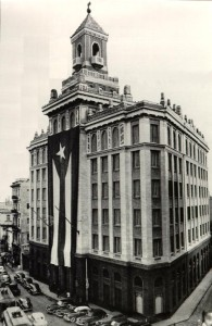 The Bacardi building